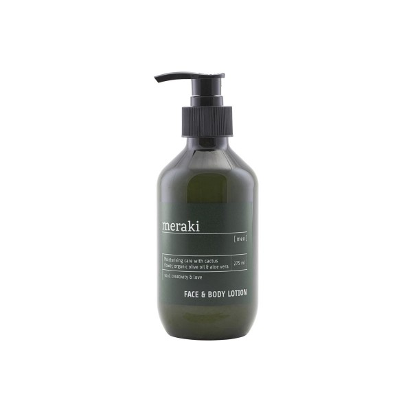 Men Face & Body Lotion 275ml