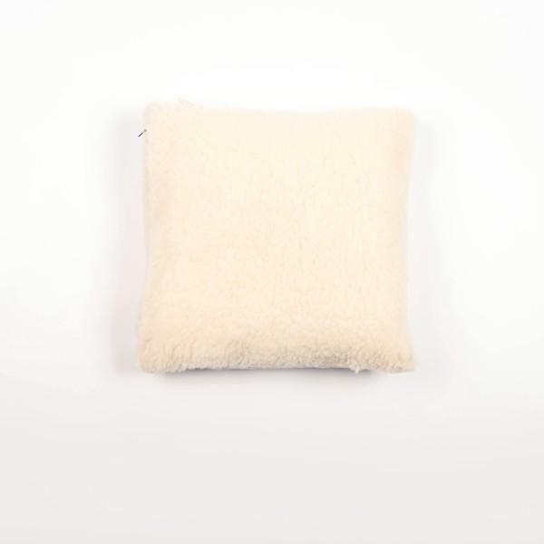 Wollflorkissen 40x 40cm