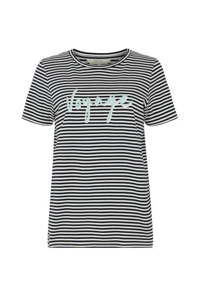 Damen Shirt gestreift 'Voyage'