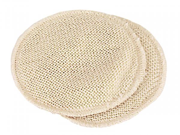 Stilleinlagen Wolle- Seide