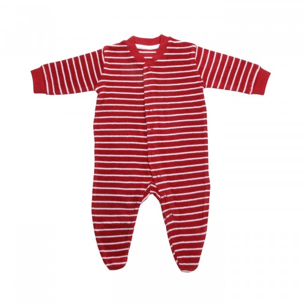 Frottee Schlafanzug