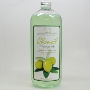 Nachfüllflasche Olivenöl Seife, 1l