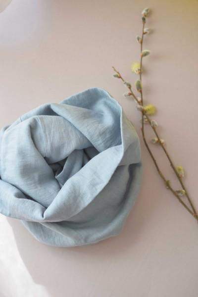 Leinen Schal