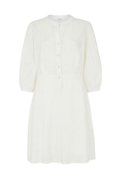Damen Kleid Spitze 3/4 Arm