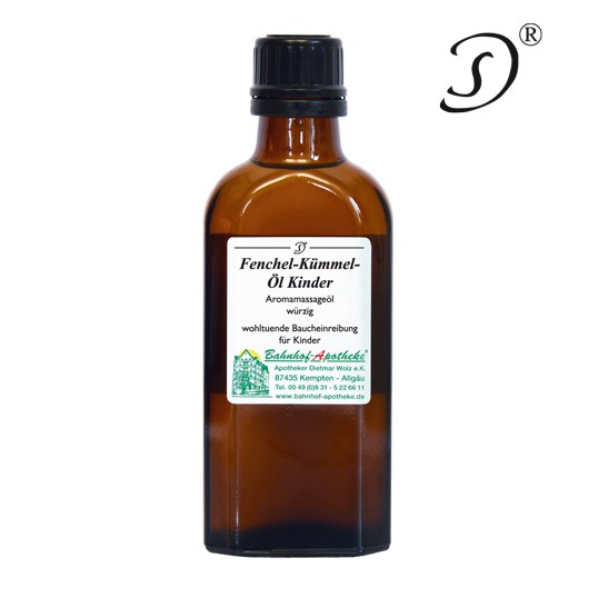 Fenchel Kümmelöl für Kinder 50ml
