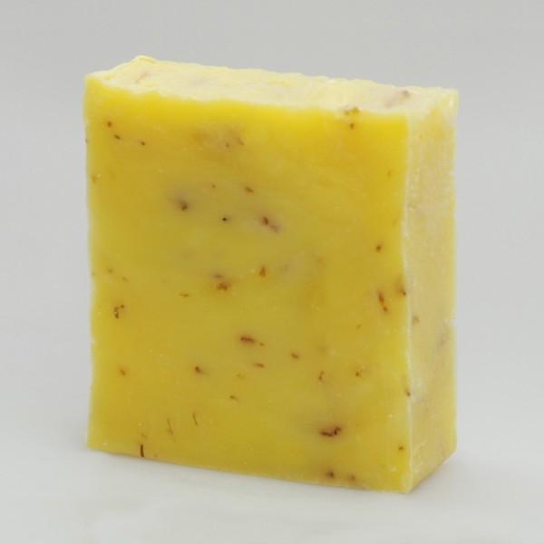 Kaltgerührte Schafmilchseife Ringelblume, 150g