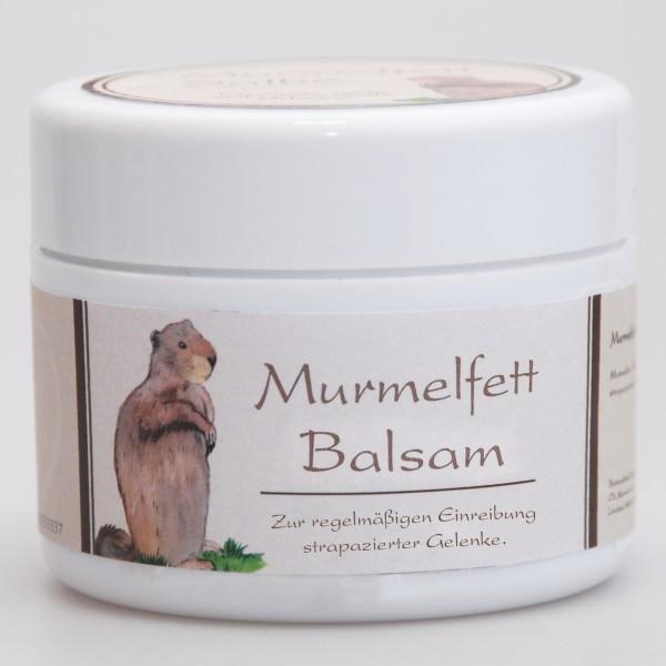Pflegender Murmeltier Balsam, 125ml