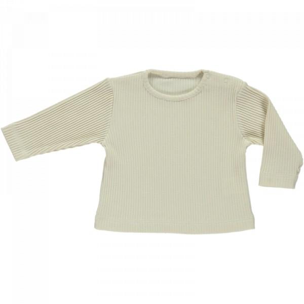 Basic Pullover Feinripp