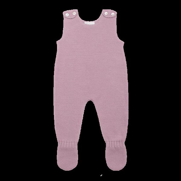 Baby Strampelanzug Merinowolle