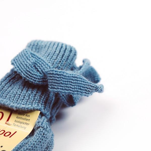 Neugeborenen Socke 100% Wolle
