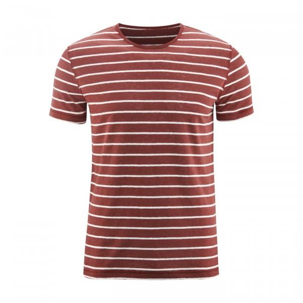 Herren Leinen Shirt