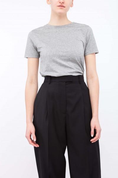 Plain Damen T- Shirt