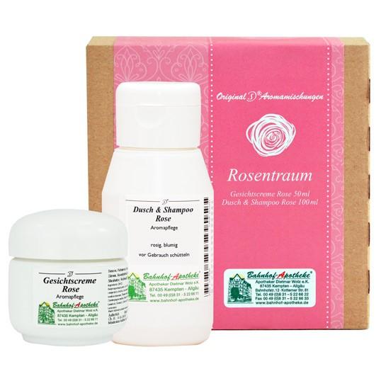 Geschenkset Rosentraum