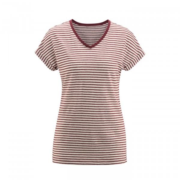Damen Leinen Shirt
