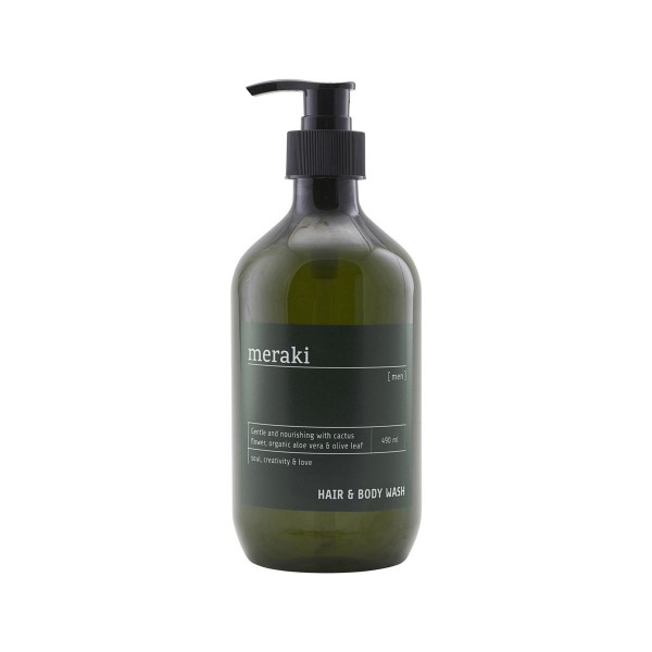 Men Hair & Body Wash 490ml