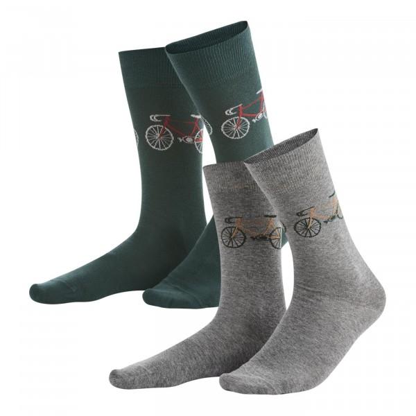 Herren Socken Bio- Baumwolle