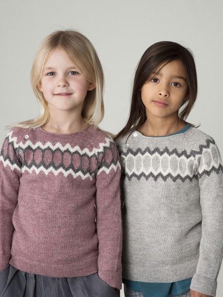 Kinder Alpaka Pullover