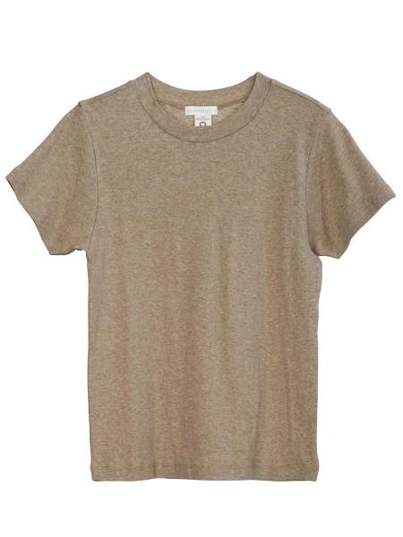 Damen Basic T- Shirt