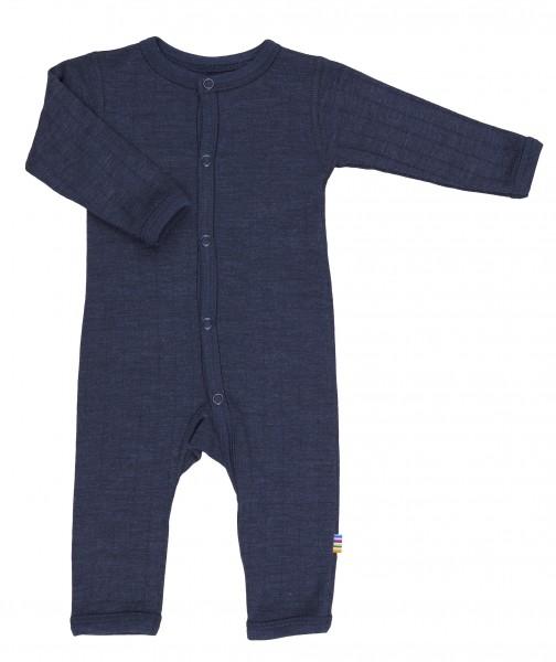 Baby Schlafanzug Wolle- Seide
